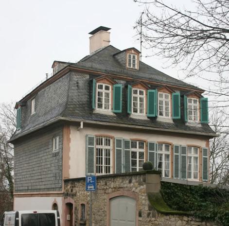 Sabine hock freie autorin und journalistin tagespresse barock - Gartenhaus frankfurt ...